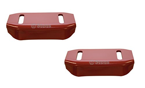 - Set of 2 Stens Skids, Replaces Snow Thrower Skid, Snapper 37982, 32127, 7037982, 3-7982, 3-2127, 7037982YP