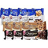 quest bar flavors - Quest Bar Americas #1 Favorite Protein Bar Variety Pack 12- Bars, 4 flavor variety