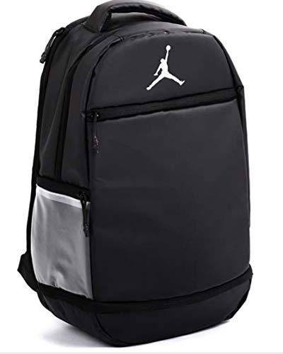 Nike Air Jordan Skyline Weathered Backpack (Black) by NIKE