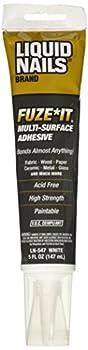 LIQUID NAILS/PPG ARCH FIN LN-547 5 oz Liquid Nails Fuze