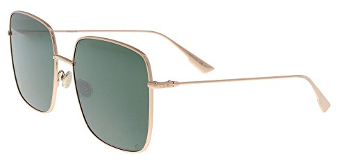 Christian Dior DIORSTELLAIRE1 DDB Gold Copper Square Sunglasses ()