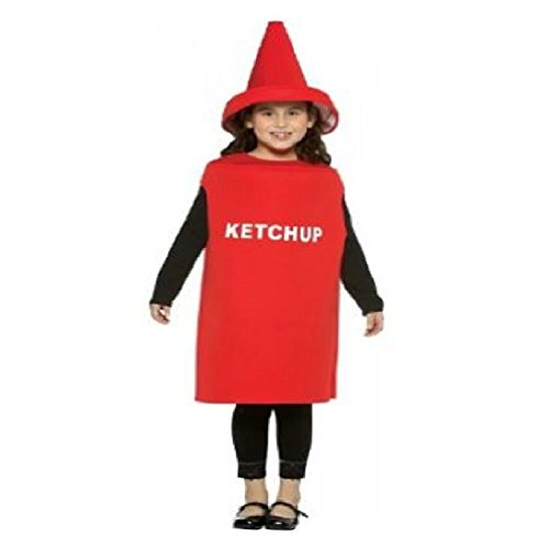 [Ketchup Child Size 7 To 10] (Twin Halloween Costumes For Sale)