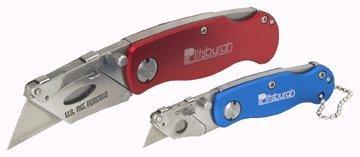 Pittsburgh 2 Piece Lockback Utility Knife Set
