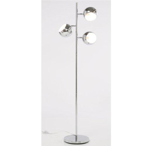 Design Lounge 3 Kugel Stehlampe Von Design Delights Retro Leuchte