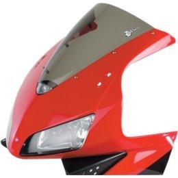 (Zero Gravity Sport Touring Light Smoke Windscreen Kawasaki Ninja 650R 2009-2011)