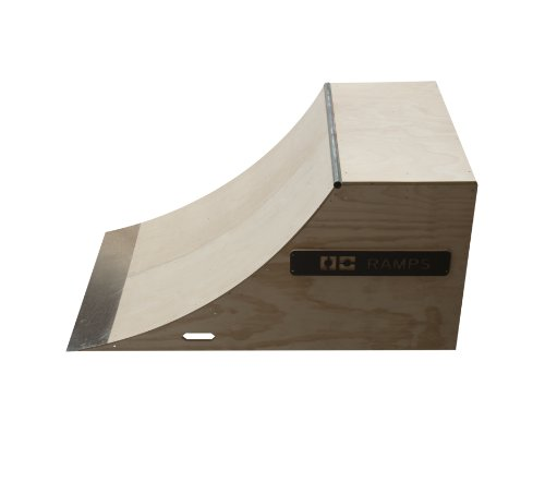4 Foot Wide Quarterpipe by OC Ramps