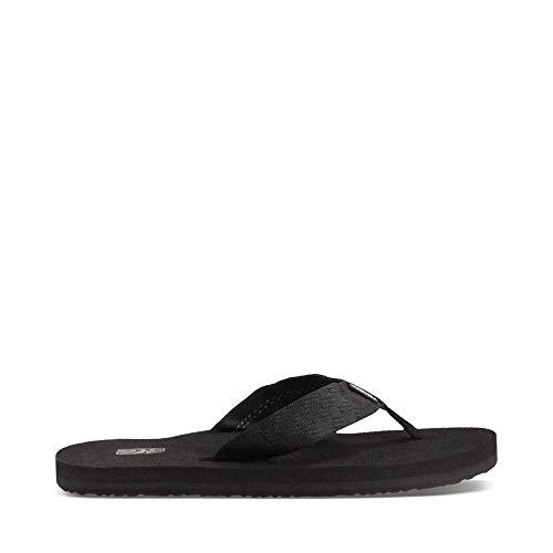 Teva - Mush Ii - Men (Brick Black 15/16) (Flip Flop 15)