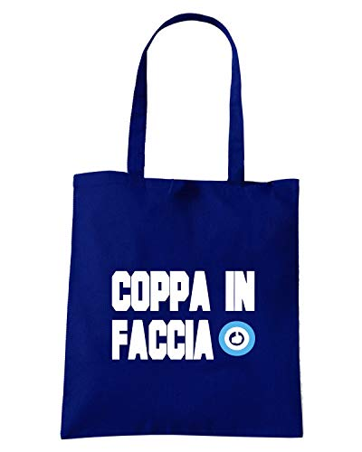 Shopper TUM0203 FACCIA Speed Blu Shirt Borsa COPPA Navy IN EnCqgqt