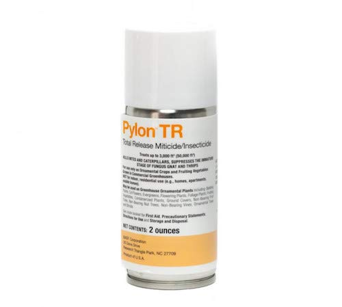 (Pylon TR Total Release Insecticide 2 oz. Can - 12 pack )