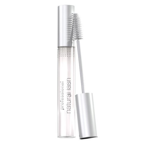 CoverGirl Professional Natural Lash Mascara, Clear [100] 0.34 oz (Pack of 2)