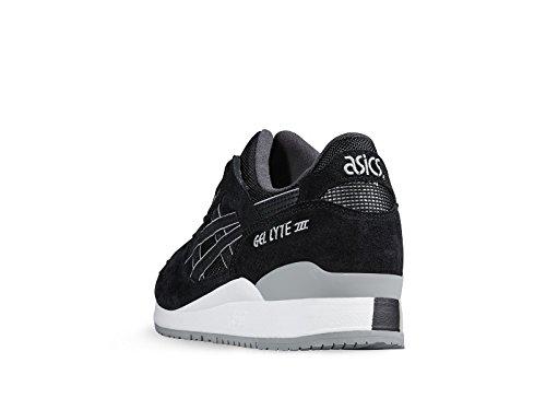 Mixte Asics Lyte Noir III Adulte Basses Gel H5U3L Sneakers BBrnYOW