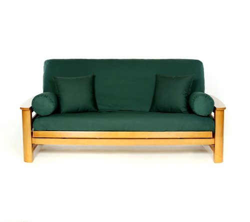 Lifestyle Covers Hunter Full Size Futon -