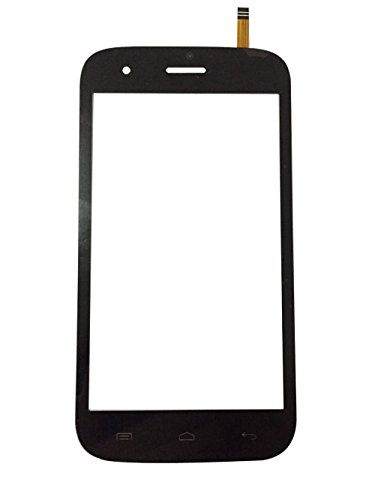 Touch Screen Digitizer Glass Lens (Not include LCD display) Replacement for BLU STUDIO 5.0 D530 (Black)