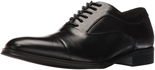 Scarpe Aldo Mens Orgad Oxford In Pelle Nera