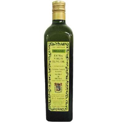 Nunez de Prado Organic Extra Virgin Olive Oil, 25.4 oz