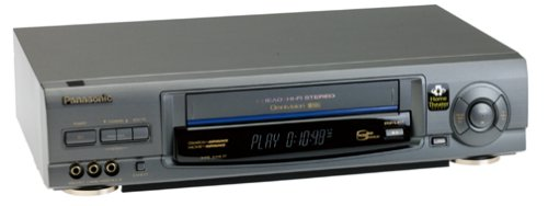 Panasonic PV-VS4820 4-Head Hi-Fi VCR