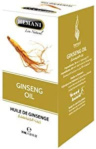 Hemani Ginseng Oil 30 Ml Buy Online At Best Price In Uae Amazon Ae