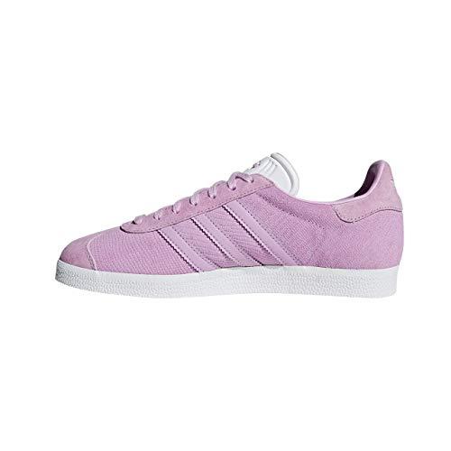 Ftwbla Adidas Femme Lilcla Chaussures Gazelle lilcla De W Gymnastique 0 Violet XpXzrB