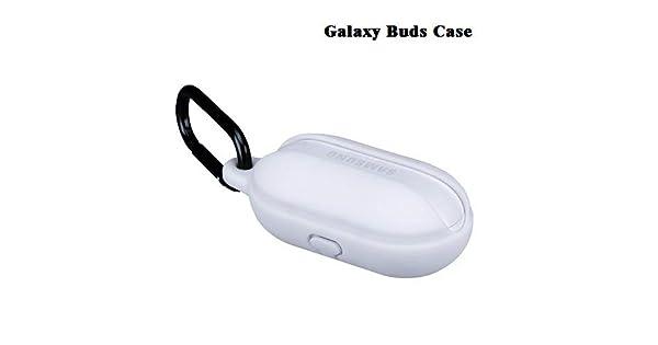 Amazon.com: Fironst Galaxy Buds - Carcasa de silicona para ...