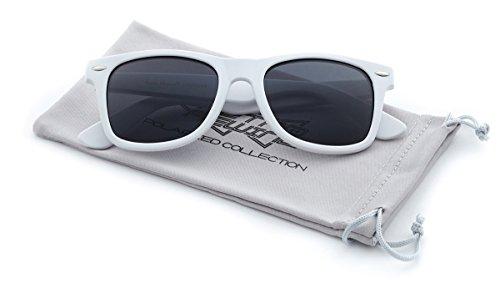 Buy mens sunglasses white polarized