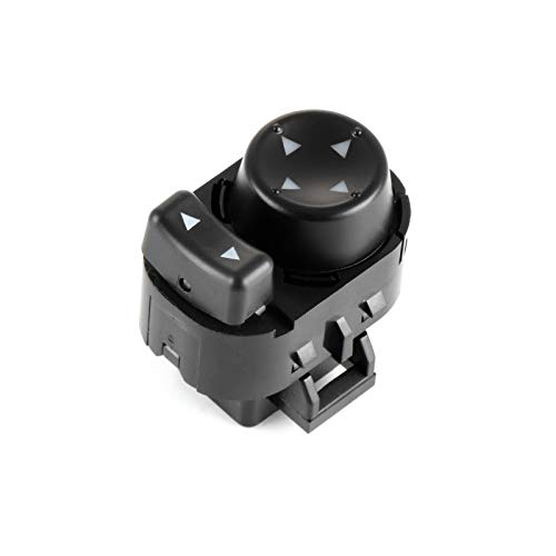 cciyu Power Mirror Switch Replacement fit for 2006-2011 Chevy HHR 2004-2008 Chevy Malibu 2004-2005 Chevy Malibu Maxx 2005-2007 Chevy Uplander Replace 15261340 15261342 10340141 22626478 901-116