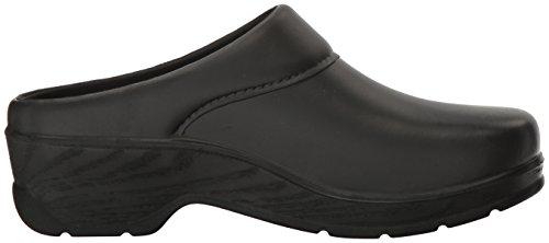 Abilene KLOGS Unisex Footwear Polyurethane Clog Black Chef F8PE8n