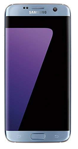 (Samsung Galaxy S7 Edge G935A 32GB Blue Coral - Unlocked GSM (Renewed))