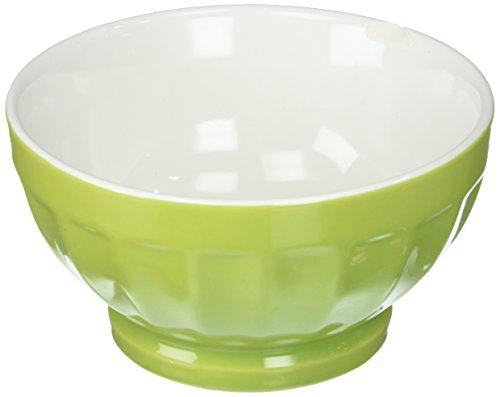 (Bia Cordon Bleu Inc Bia Cordon Bleu Inc 400107+992 16 Oz Chartreuse Two-Tone Fluted Bowl,)