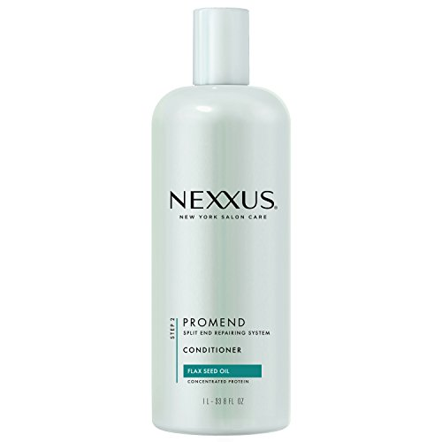 Nexxus Promend Conditioner, for Hair Prone to Split Ends, 33.8 oz ()