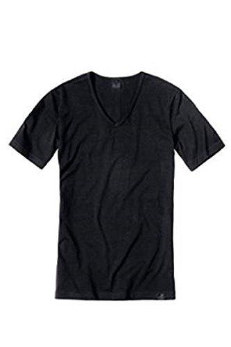 Götzburg Cotton 6061 V-Neck Shirt schwarz Gr. 8 / XXL