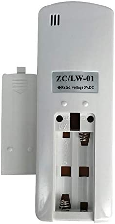 Calvas New Universal Replaement ZC//LW-01 ZCLW-01 AC Remote Controle for CHIGO Air Conditioner A//C Remoto Controle