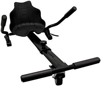 ECONNECT Hoverkart ALL SIZES NEGRO Silla adaptable Hoverboard 6,5/8/10 pulgadas, SILLA PATINETE ELECTRICO, SILLA KART, HOVER KART, SCOOTERKART,SILLA HOVERBOARD: Amazon.es: Deportes y aire libre