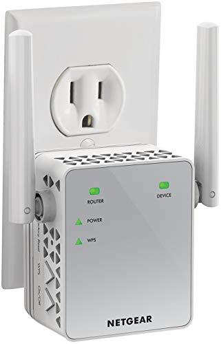 NETGEAR AC750 WiFi Range Extender (EX3700-100NAS) (Certified Refurbished)