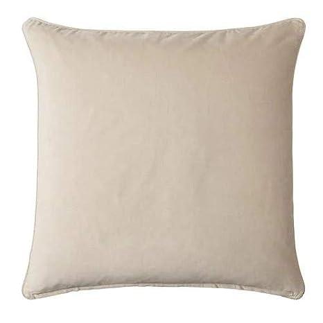 SANELA IKEA - Funda de cojín (100% algodón, 65 x 65 cm ...