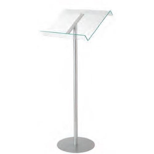 Deflecto Browser Lectern With Floor Stand Ref 79166 126643