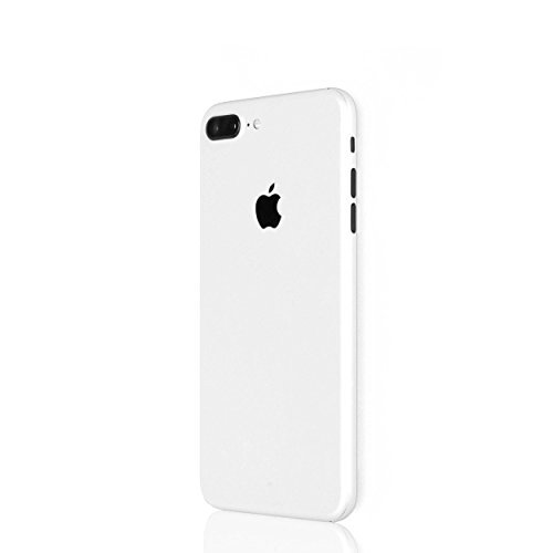 AppSkins Rückseite iPhone 7 PLUS Full Cover - Color Edition white