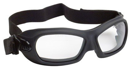 Safety Goggles - Wildcat (Anti-Fog Clear Lens)
