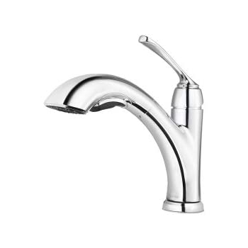 Pfister F 534 7crs Price Cantara Single Handle Pull Out