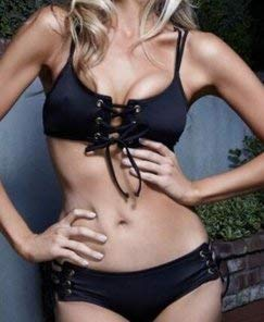 Américain coloré Noir M européen S Taille Et Nouveau Bikini Bikini Oudan f7xIpA