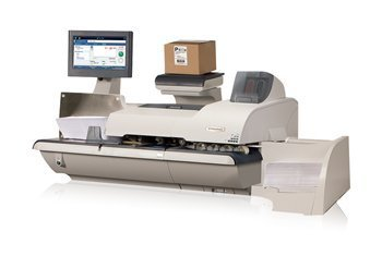 Pitney Bowes Innovera 787D Remanufactured 787-D Ink Connect+ 1000/2000/3000 Series Cyan by Pitney Bowes