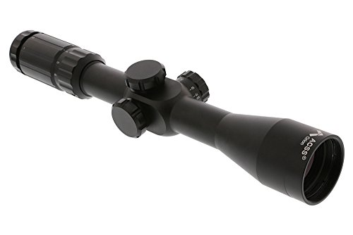 Primary Arms 4-14x44 FFP Rifle Scope with Non-Illuminated ACSS Orion .308 \ .223 \ 30-06 Hunting Reticle