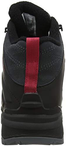 Merrell Black Senderismo Negro Botas para de Mujer Black J06096 rqBw4r