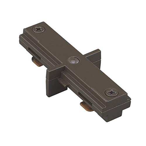 WAC Lighting HI-DEC-DB H Track Dead End I Connector, Dark Bronze