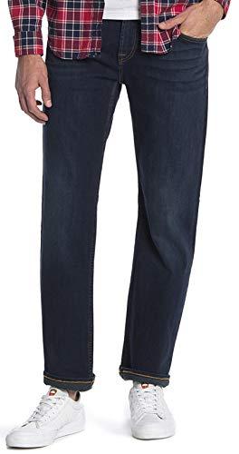 7 For All Mankind Men's Standard Classic Straight Leg Jeans Grand Marais 32