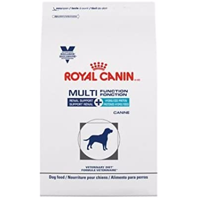 Royal Canin Veterinary Diet Canine Multifunction Renal Support + Hydrolyzed Protein Dry Dog Food, 7.7 lb