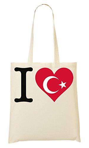 I Turkey Bolso De Mano Bolsa De La Compra