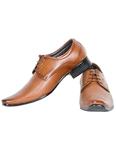 84fba1b40124 Zixer Synthetic Leather Men s Office Formal Party Shoes  Buy Online ...