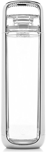 - KOR ONE BPA Free 750ml Water Bottle, Chrome