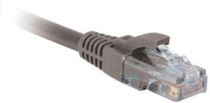 7 Gray Cat5e Ethernet Patch Cable