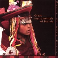 Cover of Great Instrumentals of Bolivia